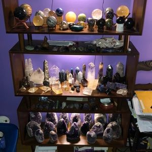Accessories - WhatI'mlookingatwhennotonPosh my Crystal Addiction
